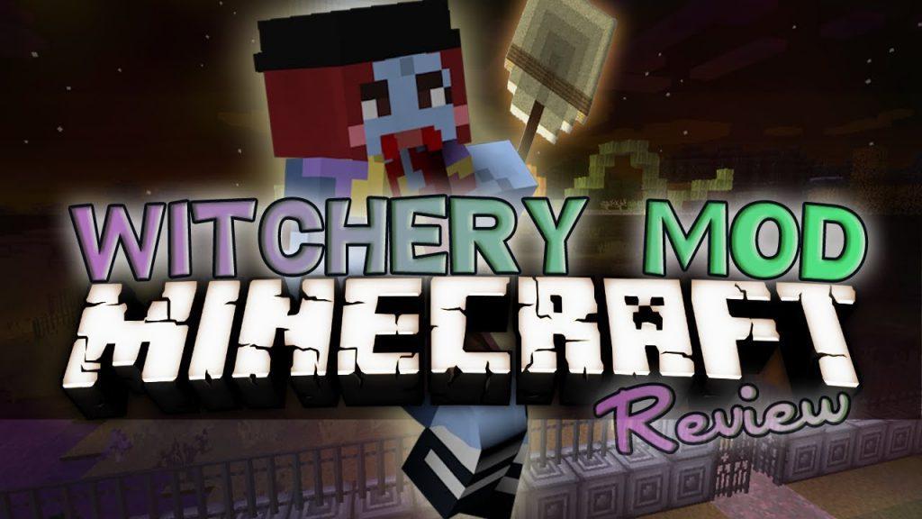 Witchery Mod 1.7.10
