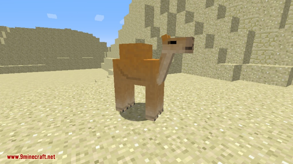 Animals Plus Mod 1 8 9/1 7 10 (More Nature, Extra Mobs