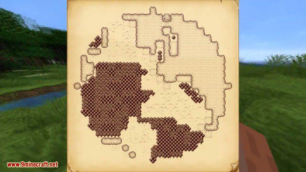 Antique Atlas Mod 1.14.3/1.12.2 (Fancy Interactive Map ...