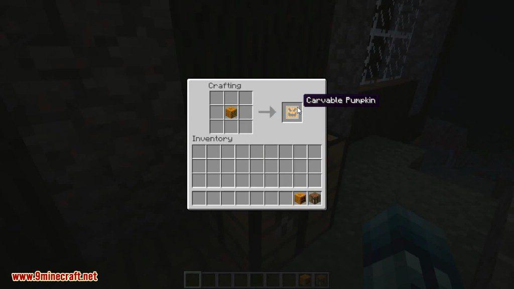 Carvable Pumpkins Mod 1.12.2/1.11.2 (Customize and Create ...