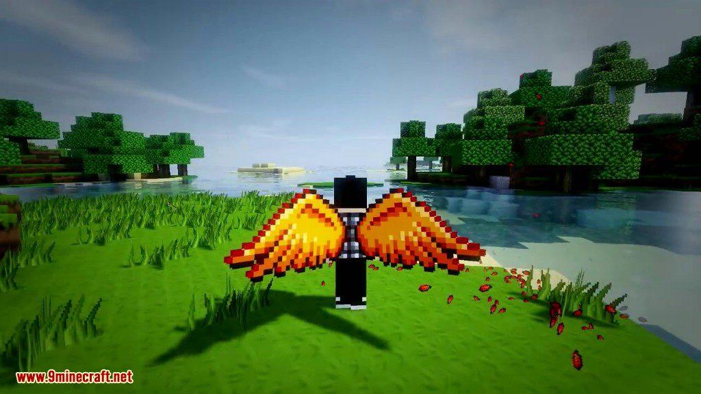 Cosmetic Wings Mod Screenshots 11