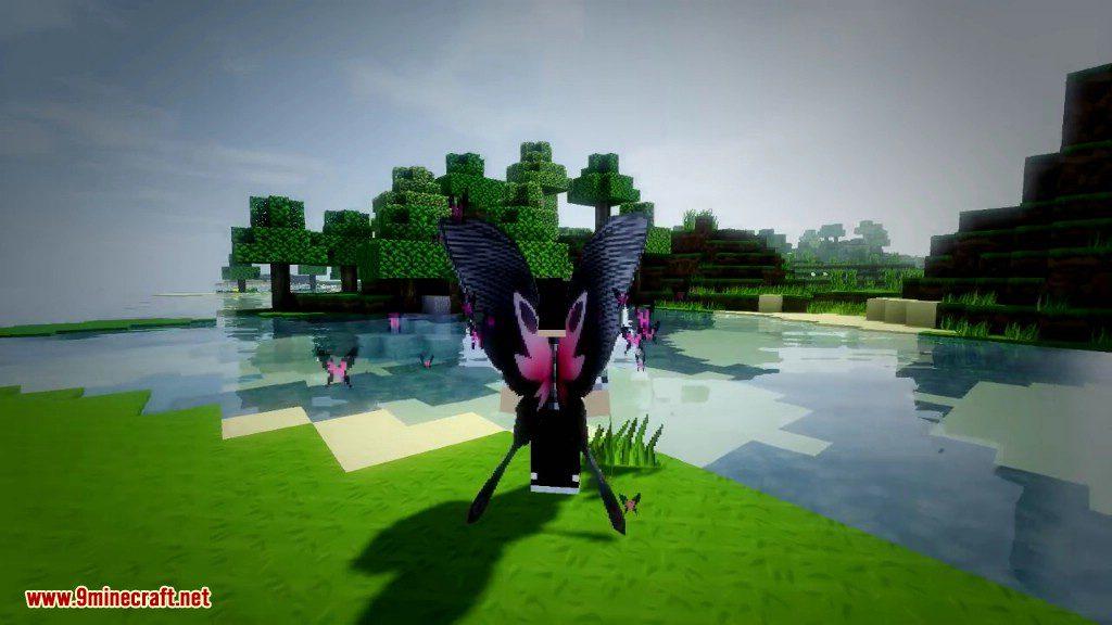 Cosmetic Wings Mod Screenshots 12