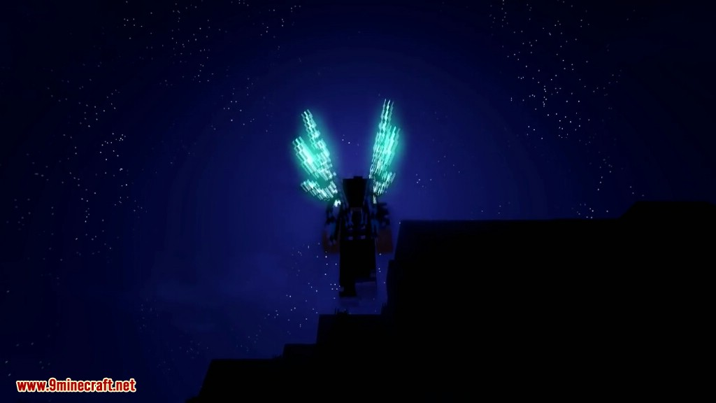 Cosmetic Wings Mod Screenshots 14