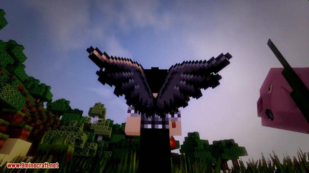 Cosmetic Wings Mod Screenshots 7