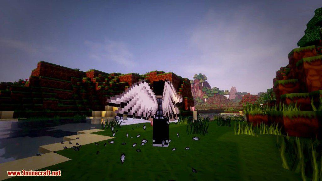 Cosmetic Wings Mod Screenshots 9
