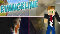 Evangeline I - The Awakening Map Minecraft Logo