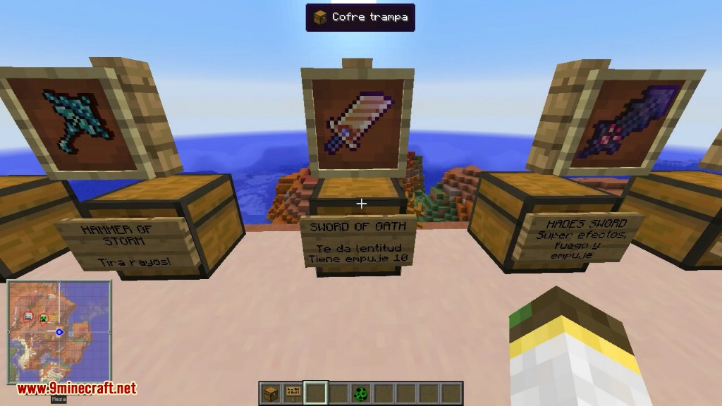 God's Weapons Mod Screenshots 5
