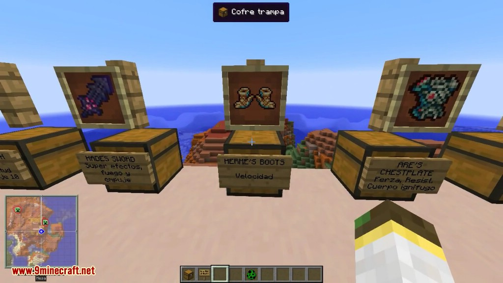 God S Weapons Mod 1 10 2 1 7 10 Download Miinecraft Org