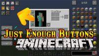 Just Enough Buttons Mod