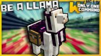Llama Disguise Command Block