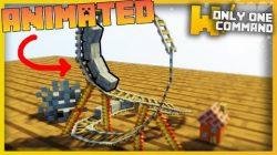 Micro Rollercoaster Command Block