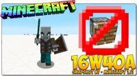 Minecraft 1.11 Snapshot 16w40a
