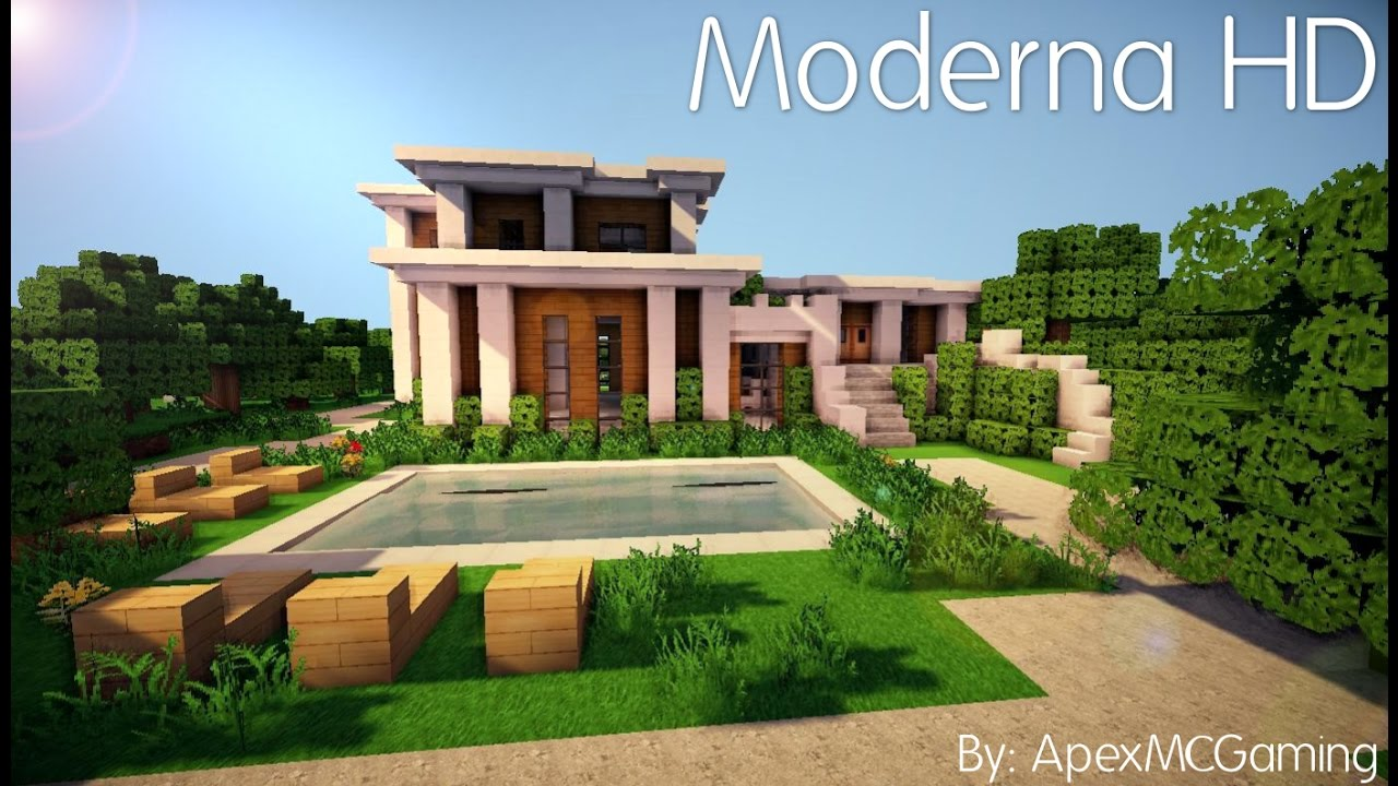 Moderna resource pack