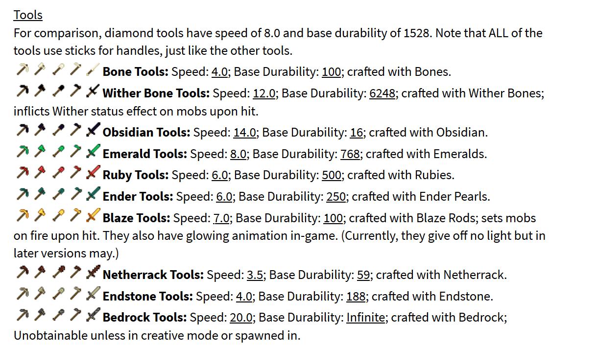 MoreCraft Mod Features 6