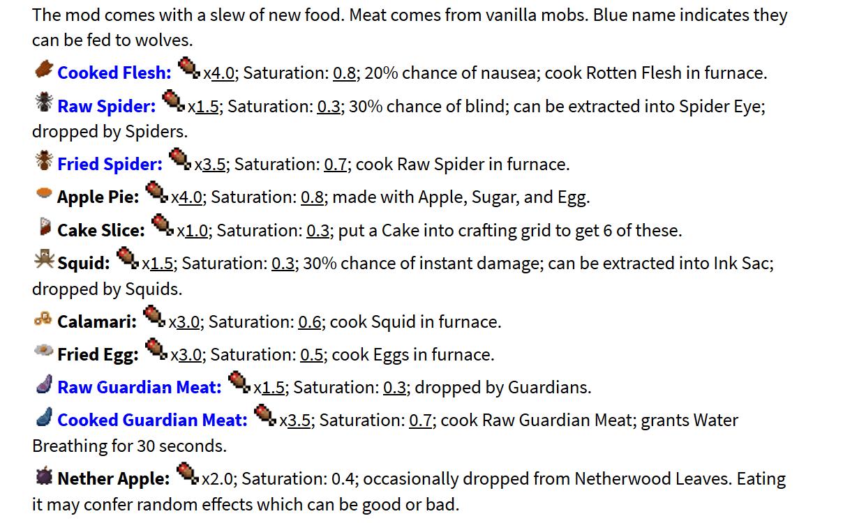 MoreCraft Mod Features 8