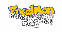Pixelmon Furnitures Mod