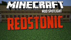 Redstonic Mod