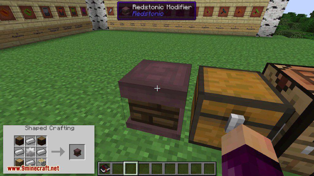 Redstonic Mod Screenshots 1