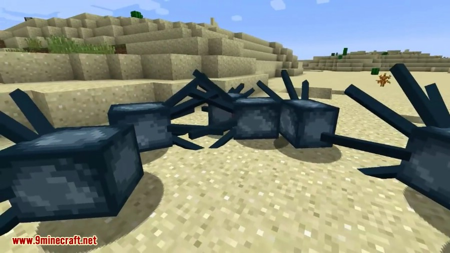 Rocket Squids Mod 1
