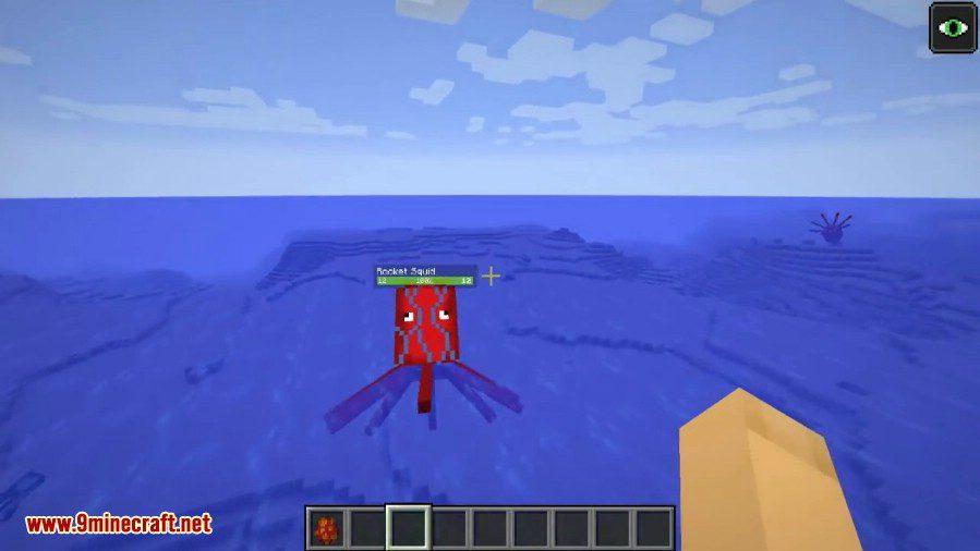 Rocket Squids Mod 6