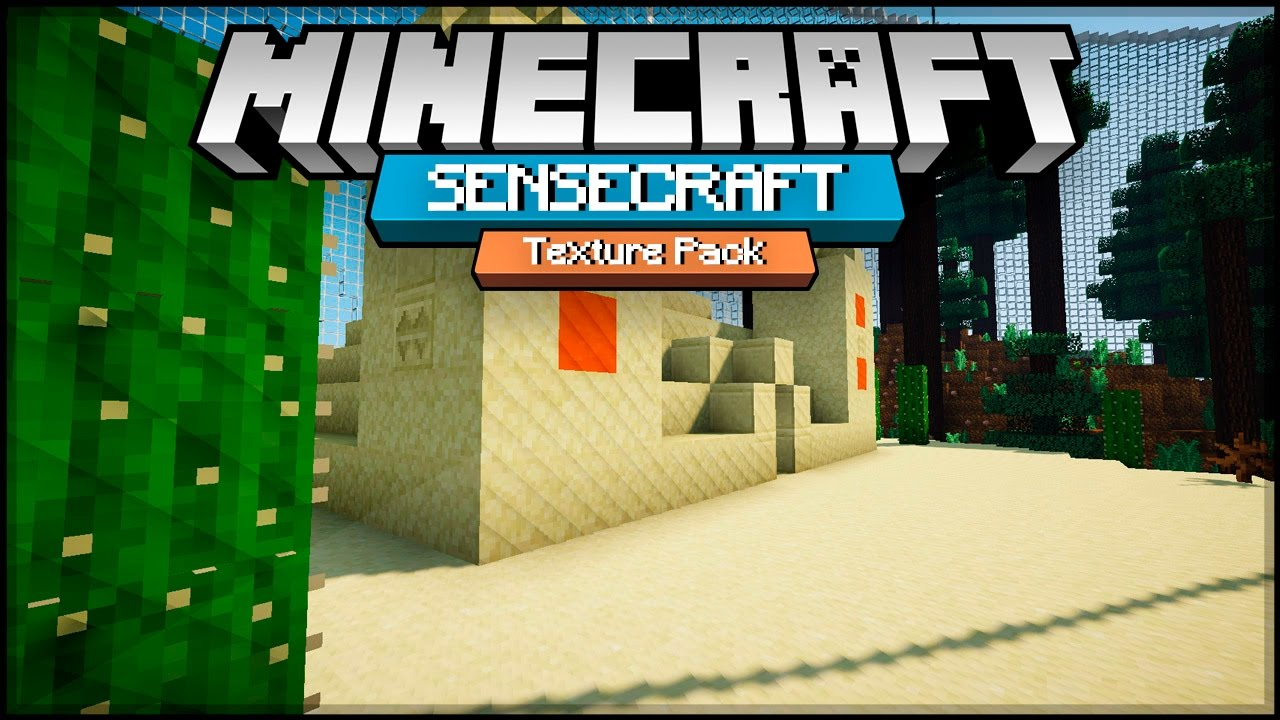 SenseCraft Resource Pack