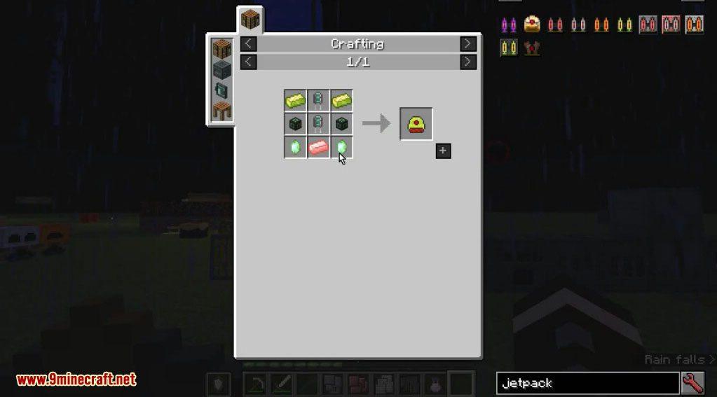 Simply Jetpacks 2 Mod Crafting Recipes 3