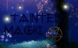 Tainted Magic Mod