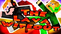 The Lava Wipeout Map Logo