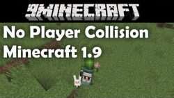 Turn OFF Player Collision Command Block