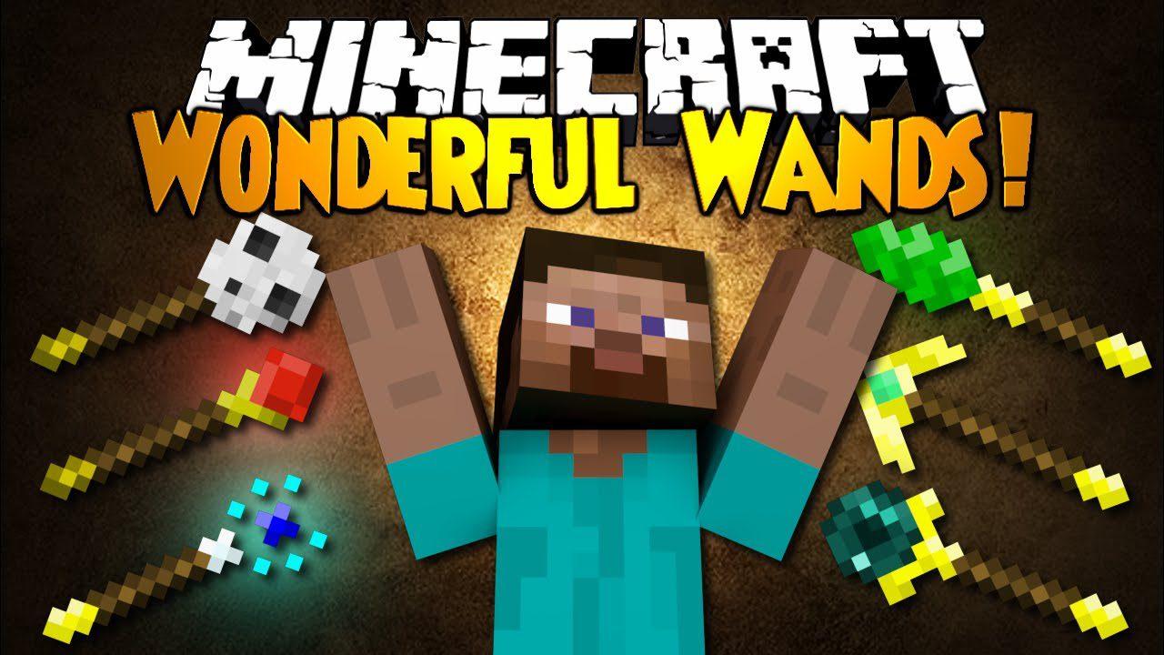 Wonderful Wands Mod