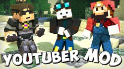 Youtubers+ Mod