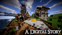 A Digital Story - Medieval Fantasy Resource Pack Logo