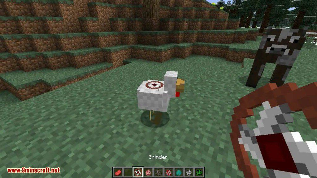 Attachable Grinder Mod Screenshots 2