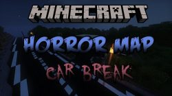 Car Break Map for Minecraft Logo