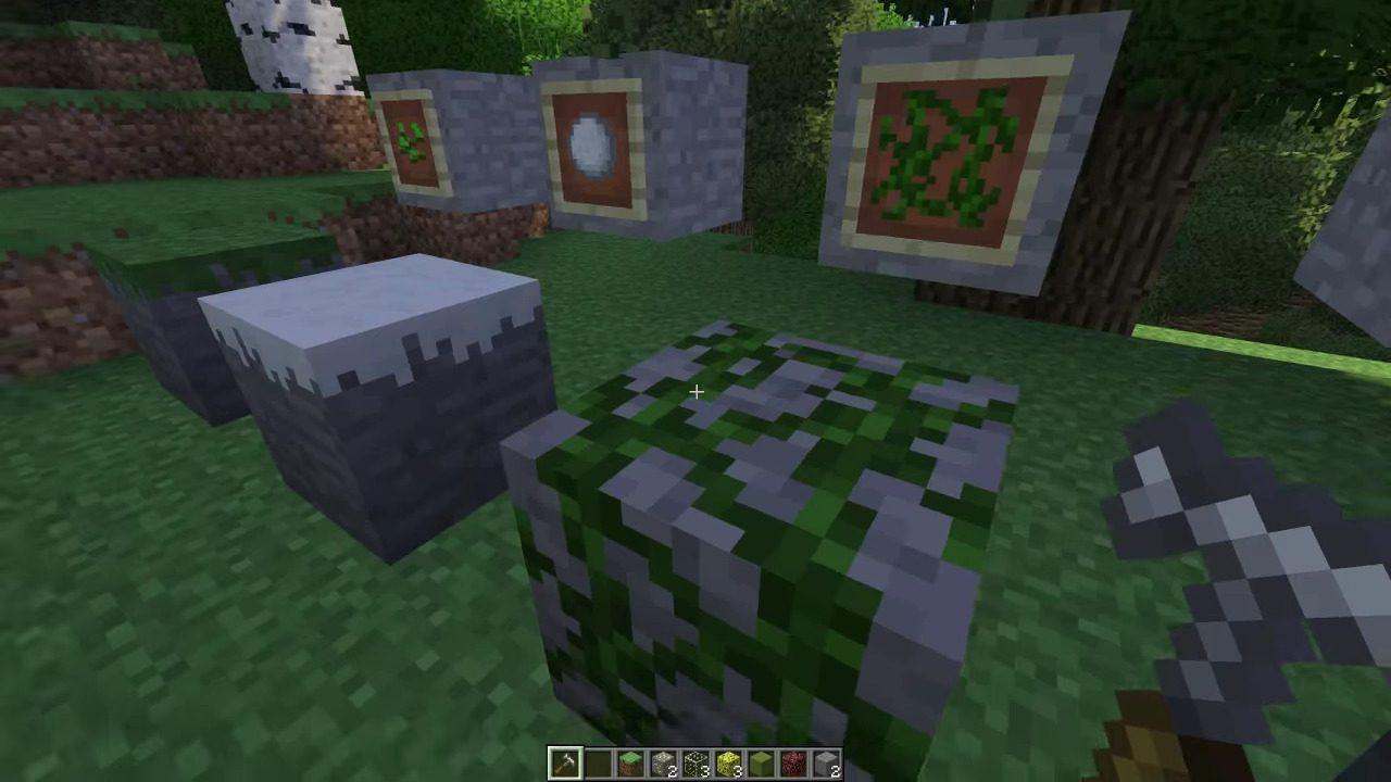 Мод на майнкрафт 1.7.2 carpenter s blocks