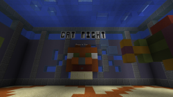 Cat Fight Map for Minecraft 2
