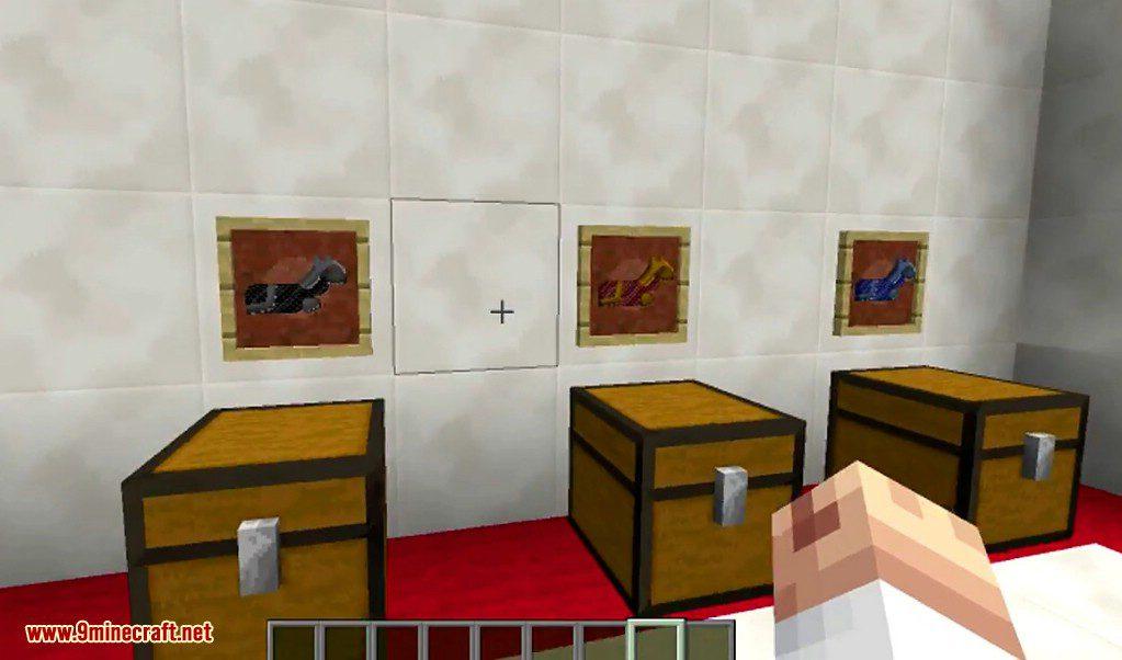 Craftable Saddles Mod Screenshots 1