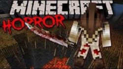 Cry Horror Map for Minecraft Logo