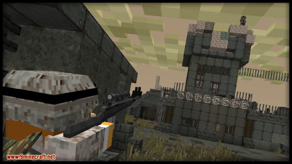 Decimation Overgrown Realistic Zombie Apocalypse Mod Screenshots 2