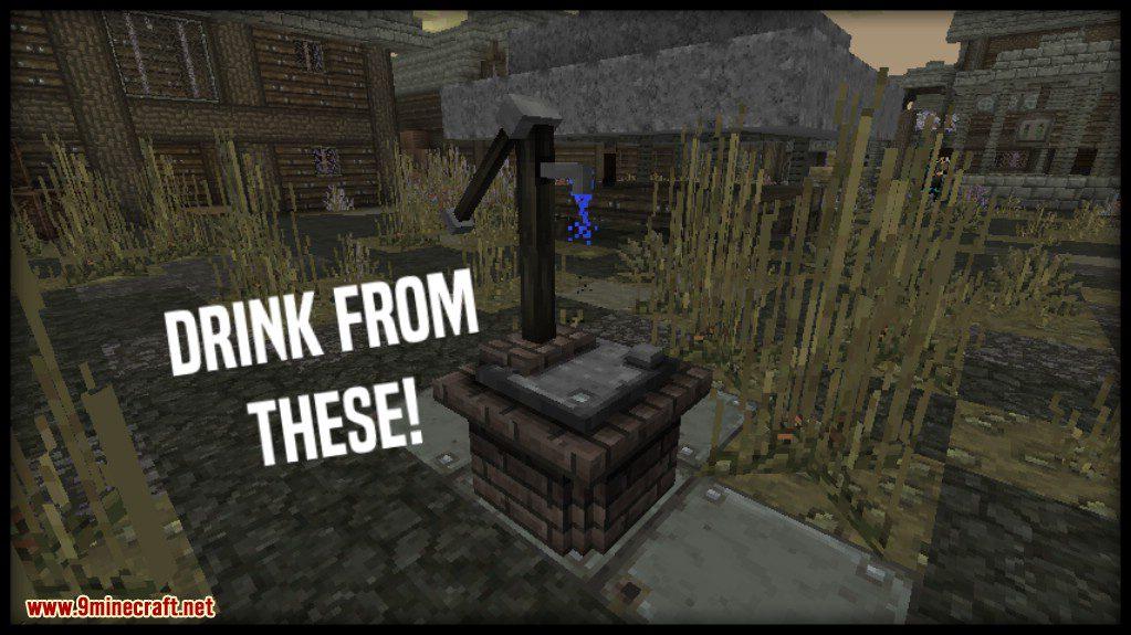 Decimation Overgrown Realistic Zombie Apocalypse Mod Screenshots 5