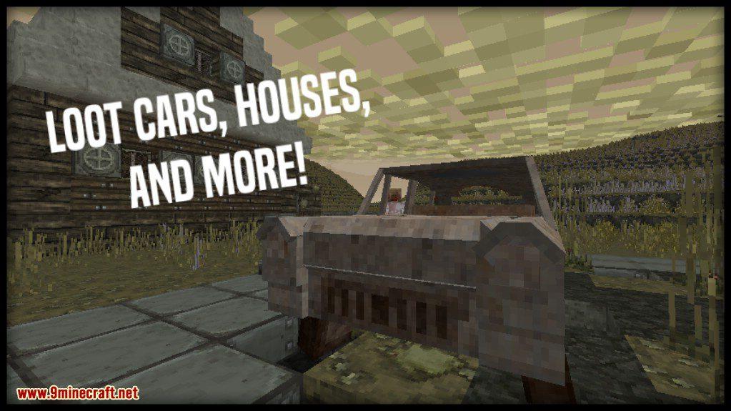 Decimation Overgrown Realistic Zombie Apocalypse Mod Screenshots 7