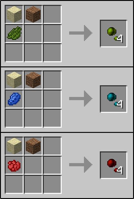 DecoCraft Mod Crafting Recipes 1
