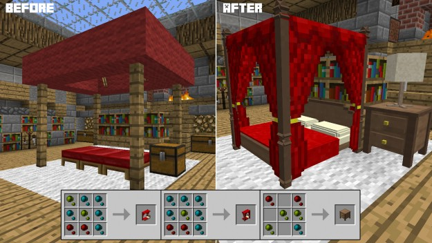 DecoCraft Mod Crafting Recipes 3