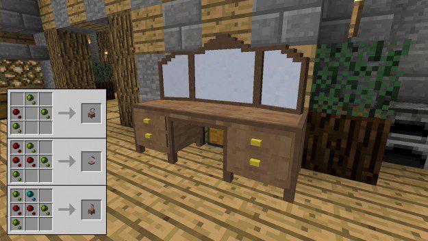 DecoCraft Mod Crafting Recipes 4