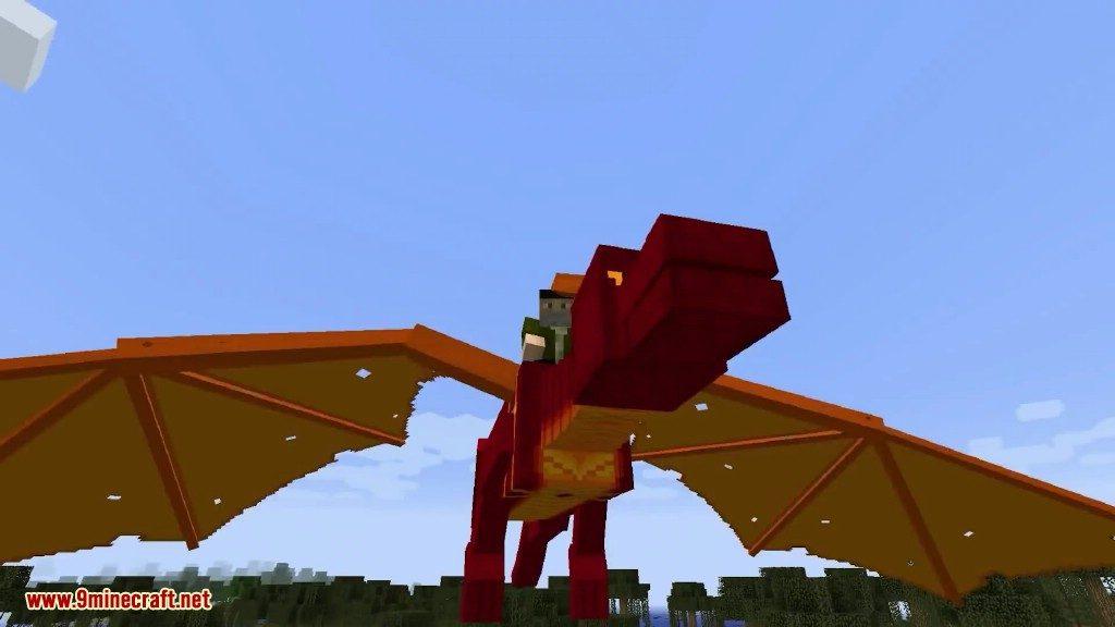 Dragon Mounts Mod Screenshots 13