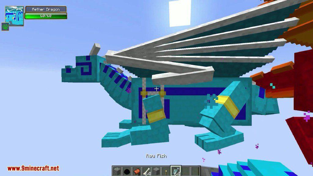 Dragon Mounts 1.5.2 (Мод на Дракона Эндер) для Minecraft ...