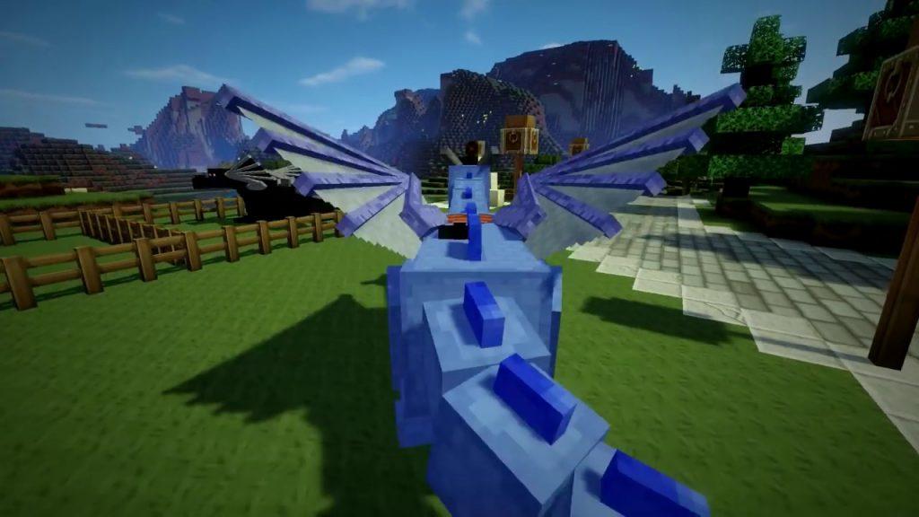 Dragon Mounts Mod Screenshots 22