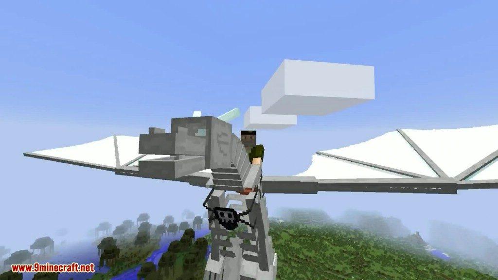 Dragon Mounts Mod Screenshots 28