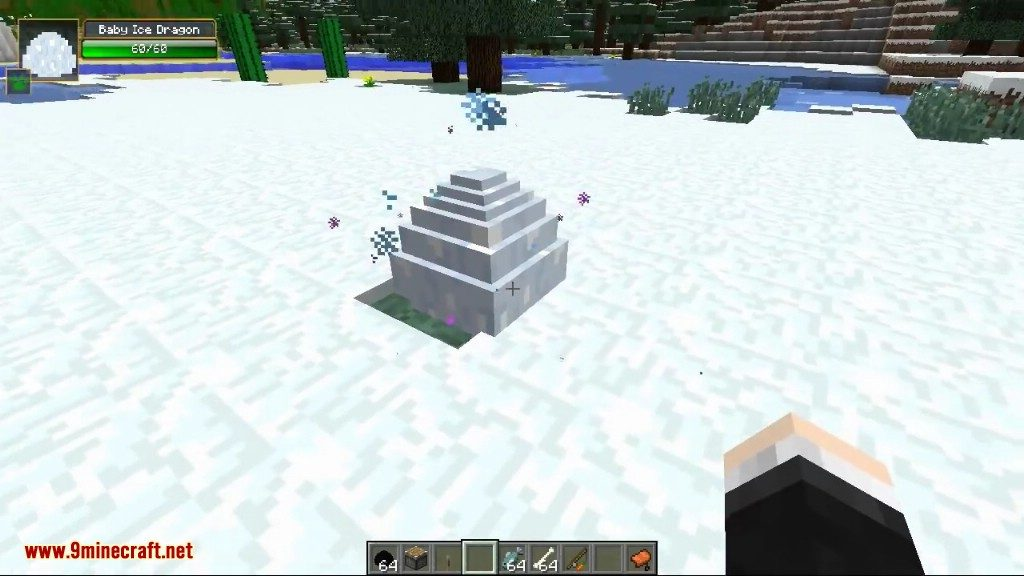 hatching dragon egg minecraft