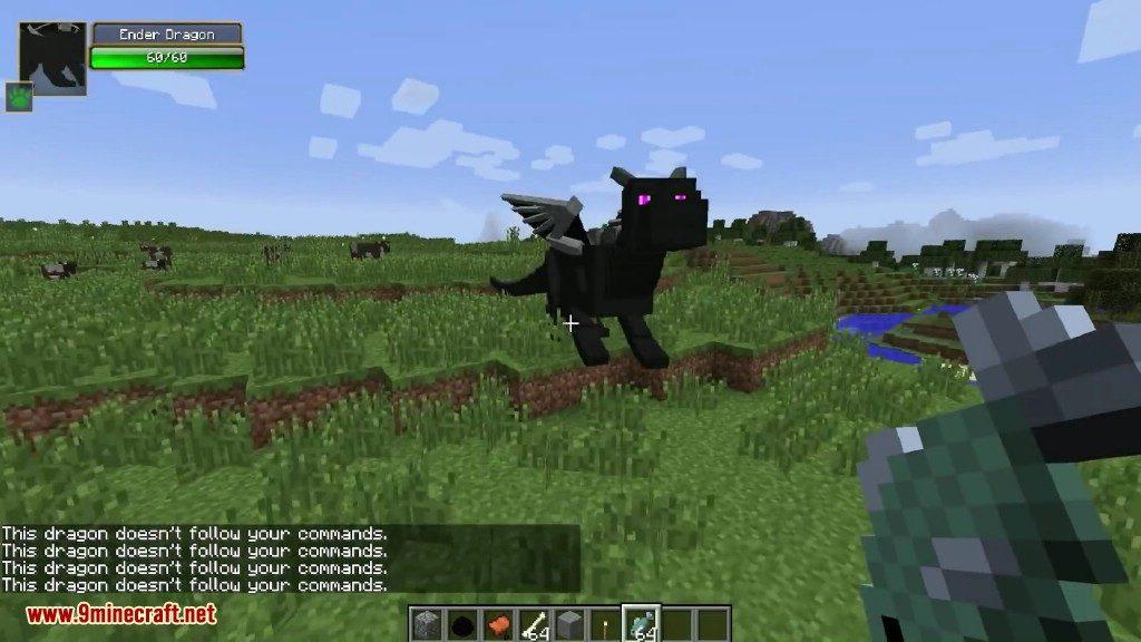 Dragon Mounts Mod Screenshots 9